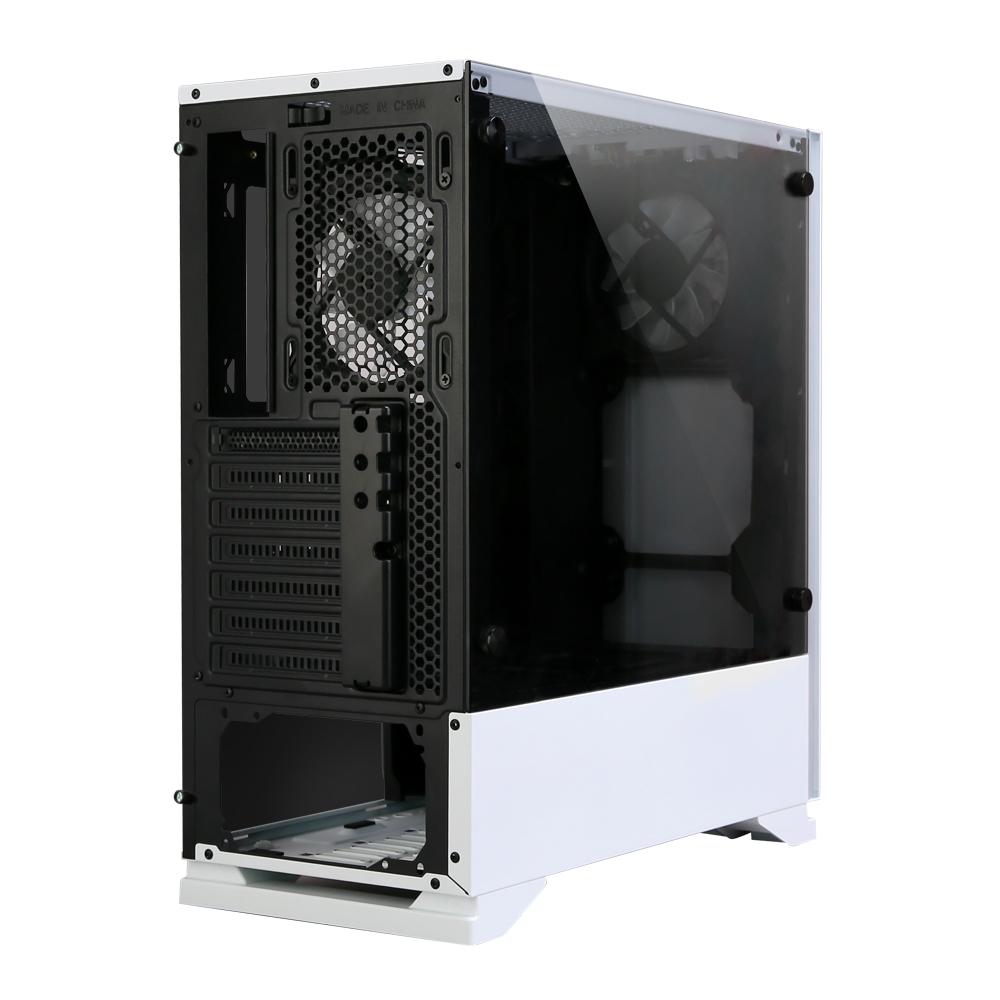 Zalman S5 White