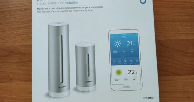 Personal Weather Station pack