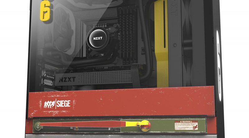 NZXT H510 Siege