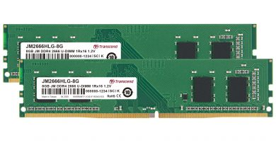 Transcend DDR4 2666