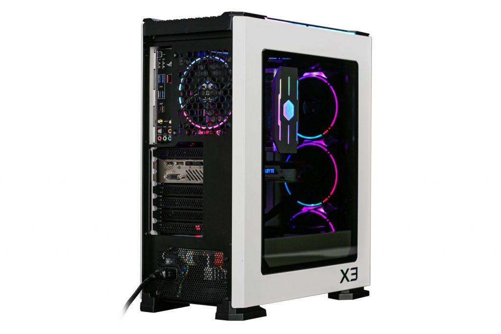Zalman X3 white RGB