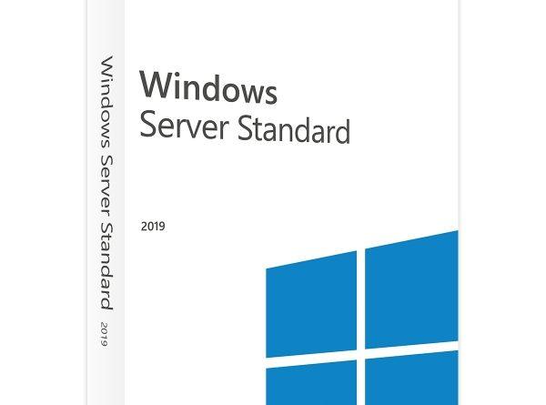 windows server 2019 standard