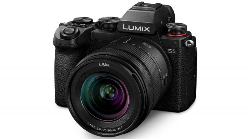 Lumix S5