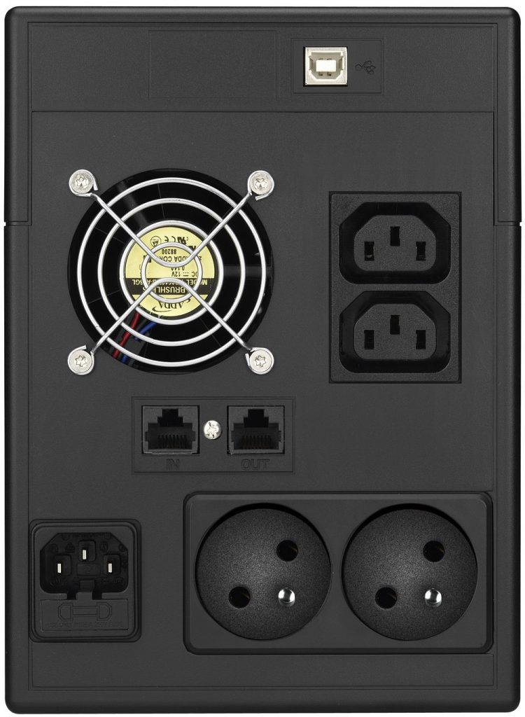PowerWalker VI 2000 LCD FR