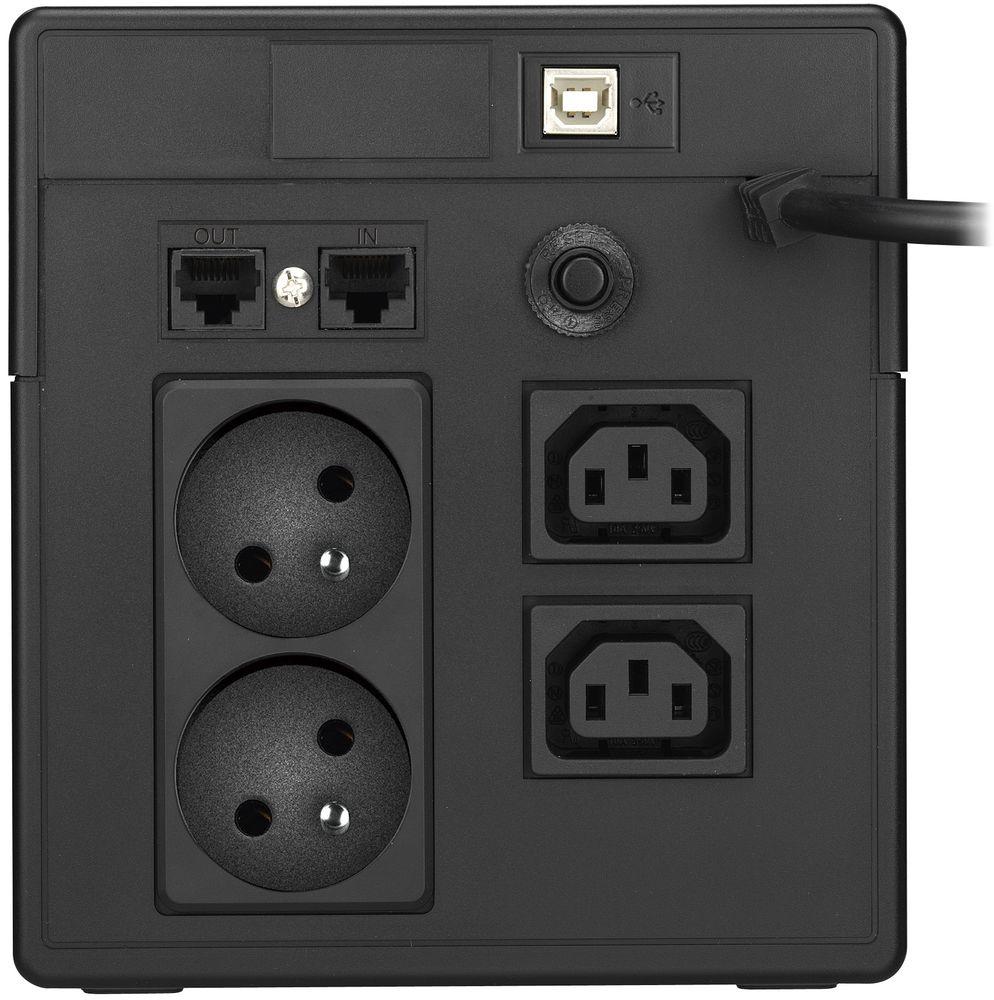 PowerWalker VI 1000 LCD FR